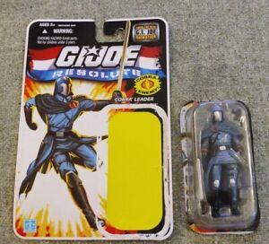 Cobra Commander Leader Resolute G.I. JOE COBRA 25th Anniversary