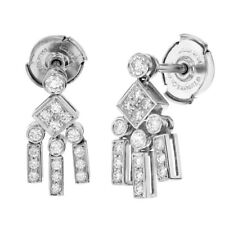 Tiffany & Co.. Platinum Fine Earrings