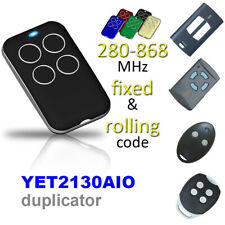 280-868MHZ Multi-frequency Compatible Automatic Remote Control PTX4 Duplicator