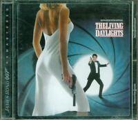 007 James Bond The Living Daylights Remastered 9 Bonus Tracks Cd Perfetto