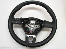 2012 VW Jetta Steering Wheel Black Multifunction Switch 5C0 419 091 AM OEM 13 14