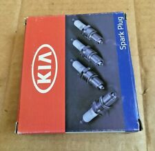 Kia Spark Plugs x4 - 1884308062, LKR6D-E **Genuine New Kia Parts**