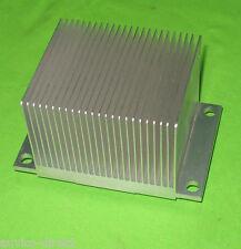 Alu Kühlkörper Kühler 9,3cm x 8cm x 6,5cm   z.B. für  LED