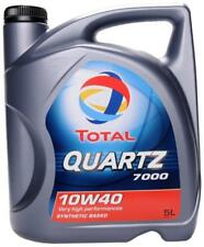 Total Quartz 7000 10w40 Synthetic Technology Engine Oil 5 Litre HIGH PERFORMANCE