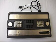 2 Mattel Intellivision Model 2609 consoles with alot of games