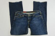 AG Adriano Goldschmied THE MERLOT 31S Flare Jeans MADE IN THE USA