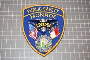 Monroe North Carolina Police Department Patch (US-Pol)