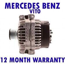 MERCEDES BENZ - VITO - BUS - BOX (638) 2.2 1999 2000 2001 - 2003 RMFD ALTERNATOR