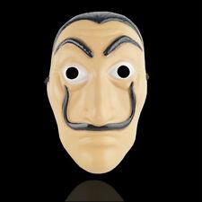 Le masque de la maison de cartes Paper House Salvador Dali Bella Bridge