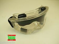 Protection Glasses Medical Dental Veterinary Lab Safety Goggles Clear TOSCANA