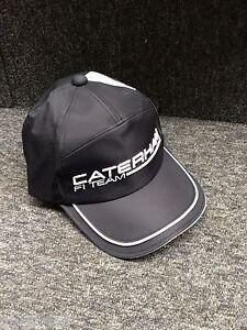Caterham F1 Team Official Merchandise BLACK  Waterproof Cap Hat Baseball Hat