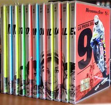 MotoMondiale Story (Official Collection, 11 DVD), Ed. Gazzetta dello Sport, 2009