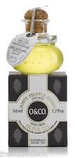 O & CO ITALIAN WHITE TRUFFLE Extra Virgin OLIVE OIL Gourmet Food Small 1.7floz