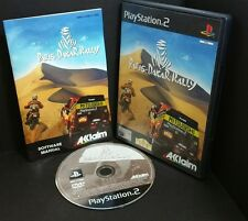 Paris-Dakar Rally Playstation 2 / PS2 Game (& PS3 60gb only)