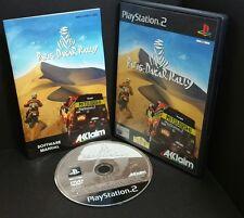 Rally París-Dakar juego de Playstation 2/PS2 (sólo 60gb y PS3)