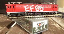 Kato 3019-2 Spur N Elektro-Lokomotive EF 65-1019 der JNR Japan neuwertig in OVP