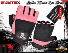 Women's weight lifting gym fitness gloves Maytex 2 Pair Get 1 Free