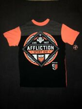 Affliction T-Shirt Mens Small New With Tags Msrp $48.00 100% Cotton  Made In USA