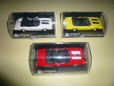 1970 Oldsmobile 442 1/43 New Ray - Three  Cars - Red White Yellow