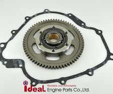 1 yr Warranty One Way Bearing Starter Clutch Gear Gasket Yamaha Grizzly 660 2002