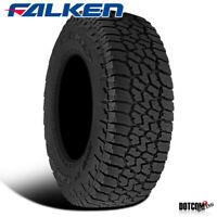 1 X New Falken Wild Peak AT AT3W 265/65R18 114T All-Season All-Terrain Tire