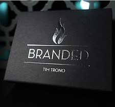 Branded (Gimmicks and Online Instructions) by Tim Trono from Murphy's Magic
