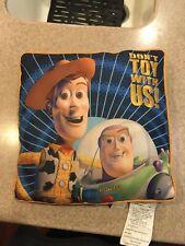 Pixar Toy Story (Woody & Buzz)Pillow- 14�x14�