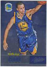 2012-13 PANINI ABSOLUTE BASE CARD: STEPHEN CURRY #36 GOLDEN STATE WARRIORS MVP