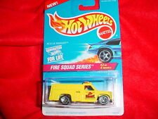 HOT WHEELS #425 RESCUE RANGER WITH 5 SPOKE RIMS FIRE SQUAD SERIES FREE USA SHIP