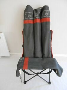 Chaise Pliante Portable Quechua Pêche Chasse Siège Camping