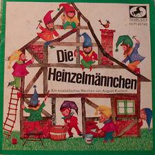 """Die Heinzelmännchen von AGOSTO Kopisch - MARCATO -7 """" Singles (E949)"""