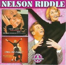 Hey...Let Yourself Go!/C'mon...Get Happy! by Nelson Riddle (CD, Mar-2008) NEW