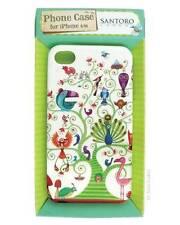 iPhone 4/4S Hard Case Tree of Life Santoro Eclectic new mobile phone case