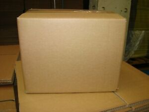 """A4 SIZE DOUBLE WALL BOXES 305 X 220 X 230mm (12"""" x 9"""" x 9"""") MULTI LISTING"""