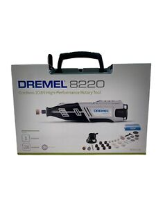 Dremel 8220-1/28 12-volt max cordless Rotary Tool (Foreign Plug) See Descrption