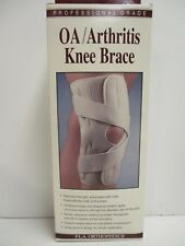 FLA ORTHOPEDICS OA / ARTHRITIS KNEE BRACE MEDIAL RIGHT BEIGE SMALL - NT 2323