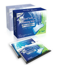 Unisex Teeth Mint Favor Whitening Strips Tooth Bleaching Whiter Whitestrips