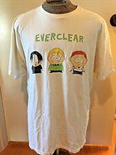 Vintage 1992 Everclear South Park T Shirt Men's Xl
