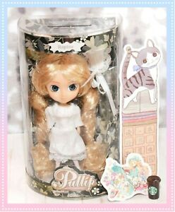 "❤️Little Pullip Mini Petite Doll Raphia F-826 Jun Planning Groove 4.5"" NIP❤️"