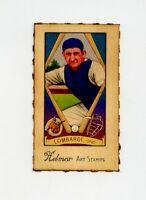 RARE HELMAR Baseball Card: #315 ERNIE LOMBARDI Cincinnati Reds SCARCE