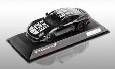 Porsche 911 (991 II) Carrera S ENDURANCE RACING EDITION, noir-Spark 1:43