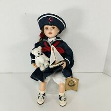 New listing Boyd's Yesterdays' Child Doll Collection - Bestie Sail Away #4805 w/ Bear & Boat