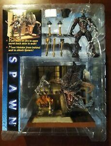 1997 Spawn The Final Battle Playset MOC