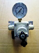 More details for cornelius secondary co2/mixed gas regulator with j/guest fitting