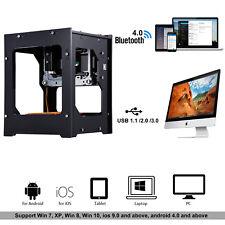 DK-BL 1500mW USB Laser Engraver Printer Cutter Engraving Cutting Machine HighQ