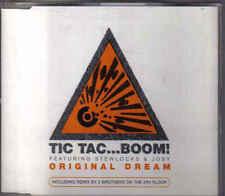 Tic Tac Boom-Original Dream cd maxi single