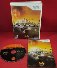Need for Speed: Undercover (Nintendo Wii) VGC