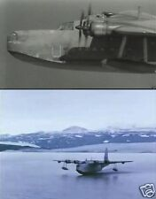 Short Sunderland Coastal Command Flying Boats DVD rare period archive films Sea