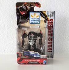 Transformers The Last Knight Legion Class Hot Rod Mini figure movie Walmart Excl