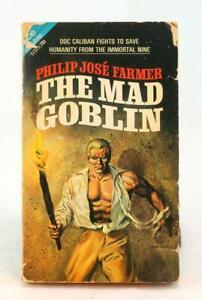 Philip Jose Farmer Ace 1970 Lord of the Trees / The Mad Goblin Doc Savage Tarzan